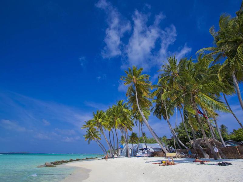 Мальдивы 4* до 100 000 рублей в ноябре