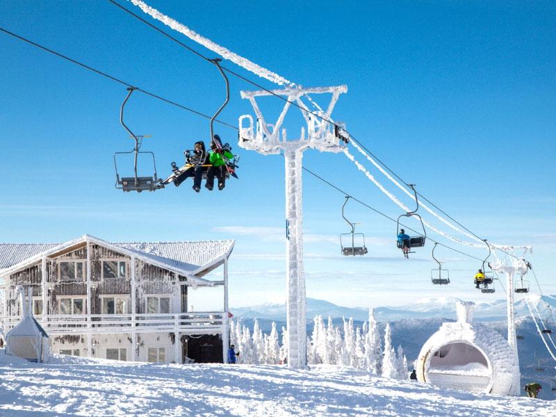 Новый год 2021 в Шерегеше: отели и цены - Журнал Виасан