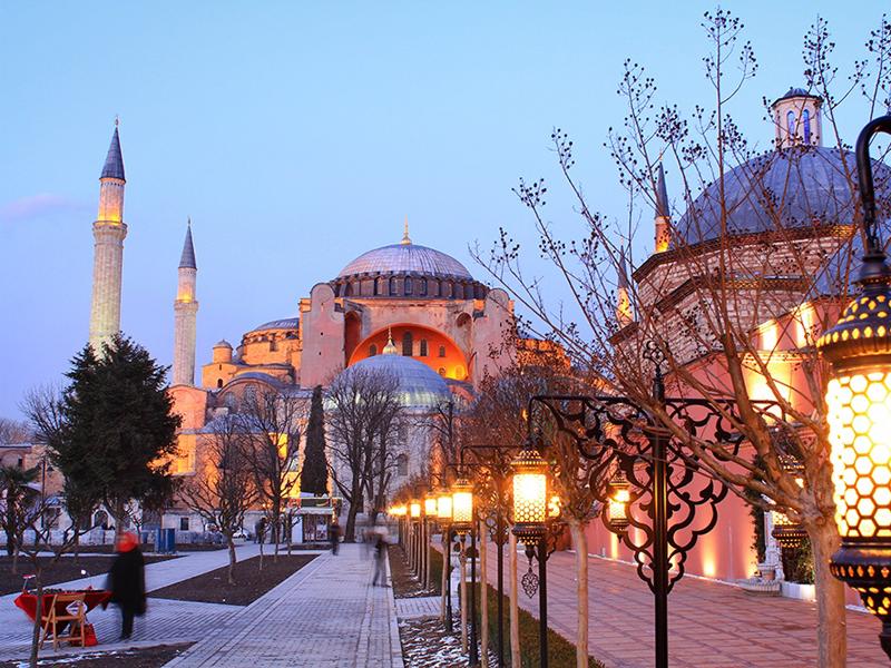 Турция круглый год на любой вкус