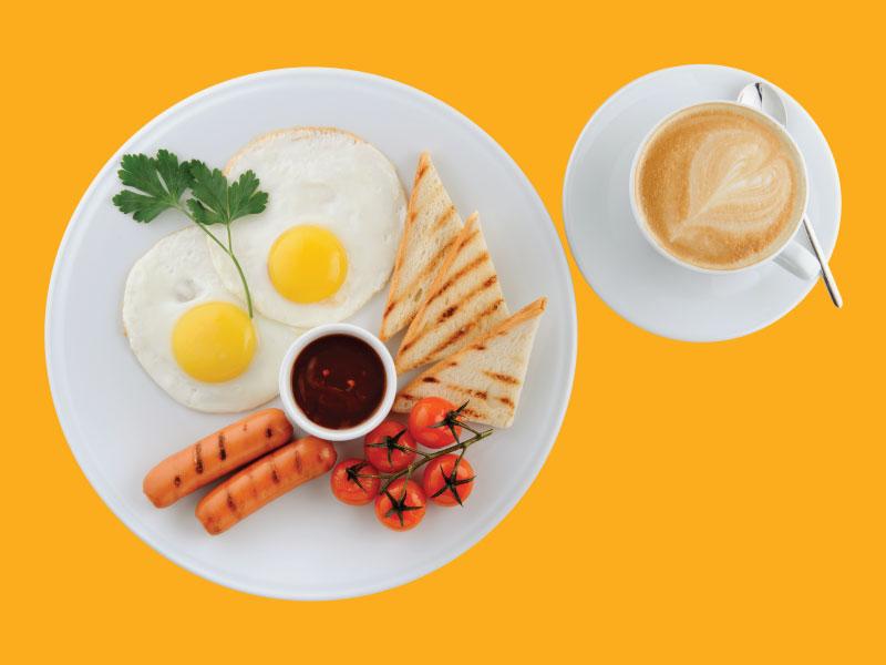 Типы питания в отелях: расшифровка RO, BB, HB, BF, AI, UAI
