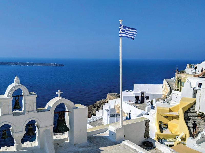 Открытие Греции для туристов из России в 2021 году - Журнал Виасан