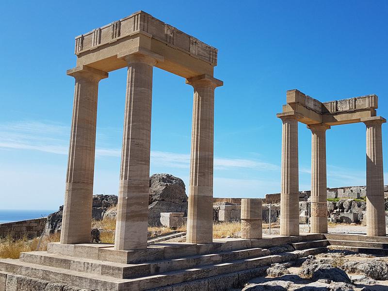 Открытие Греции для туристов из России в 2021 году