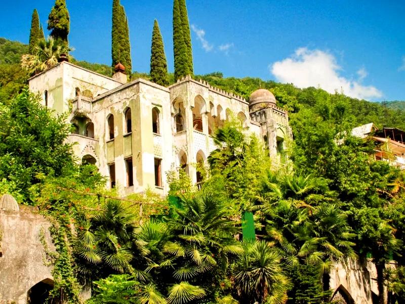 Абхазия на майские праздники: лучшие отели и цены - Журнал Виасан