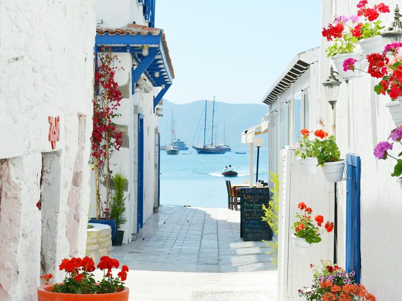 Альтернатива европейскому отдыху: «Маленькая Греция» на побережье Эгейского моря - Журнал Виасан