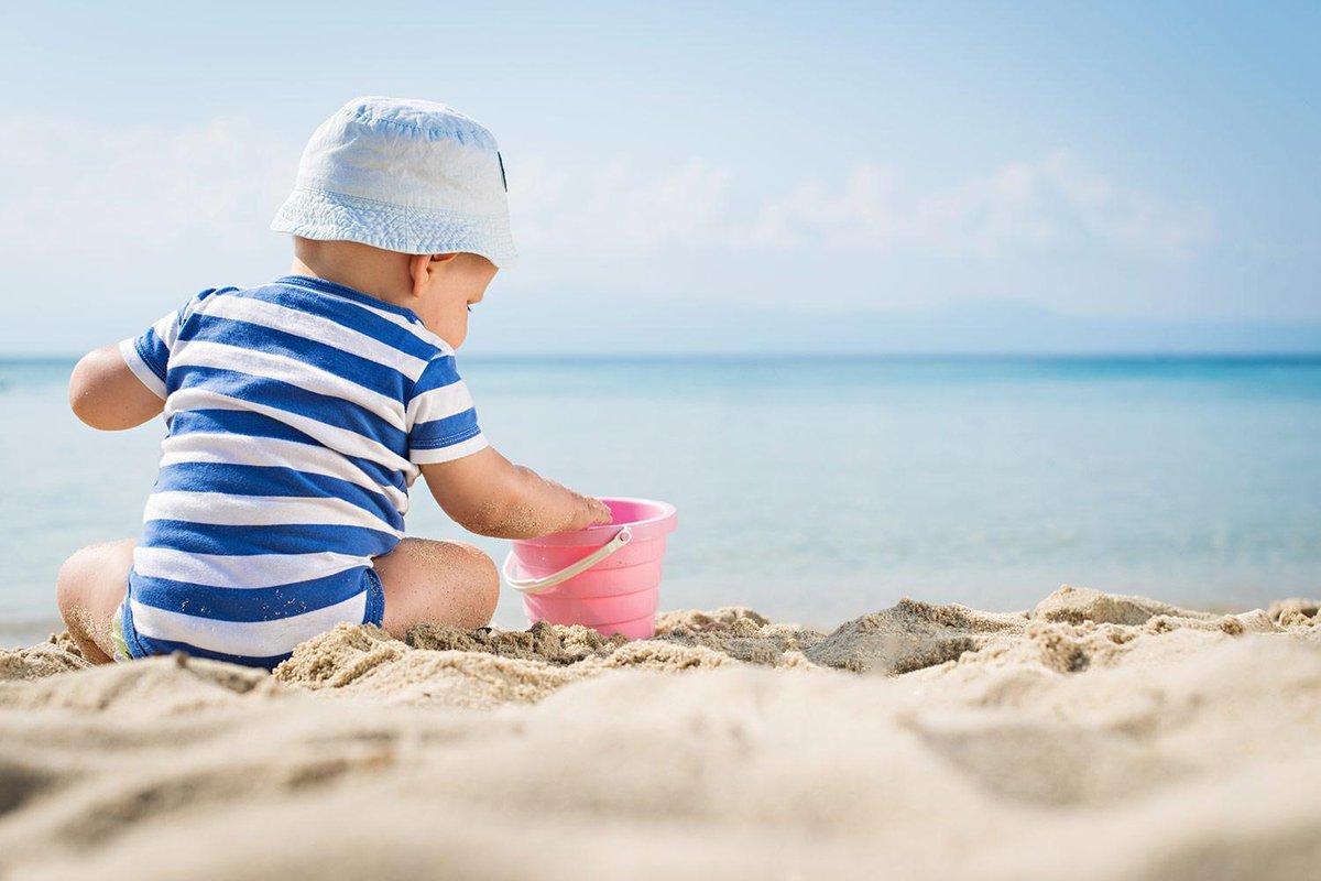 Красивые фото на море с детьми